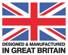 British Designed & Manufactured